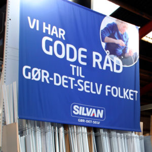 Instore Banners